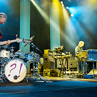 Rock gods Deep Purple make a visit to Glasgow's Clyde Auditorium in October 2013 to give their fans a live performance of their new album Now What...Deep Purple are considered to be one of the hardest touring bands in the world.[136][137][138] From 1968 until today (with the exception of their 1976–1984 split) they continue to tour around the world.