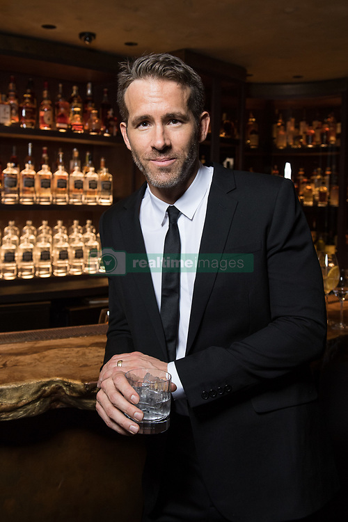 EDITORIAL USE ONLY<br /> Ryan Reynolds hosts a private cocktail reception at HIDE in Mayfair, London, to celebrate his recent acquisition of Aviation; an American craft gin brand of which he is now Owner and Creative Director.