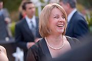 Homecoming 2008: Alumni Awards Gala 9/26/2008....Jeanne M. Gokcen BSHS '82, MAHS '84(medal of merit)