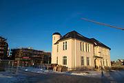 Finnes Kafé er en del ac Credo, og ligger rett ved den nyåpnede restauranten på Lilleby. Bygningen, som ble tegnet av Gabriel Kielland, var en gang barnehjem for gutter, etablert i 1907. Wikistrinda: Finnes barnehjem, Ladeveien 9, gnr 415/39, er en tidligere sosial institusjon opprettet av grosserer Hans Wingard Finne (1835-74). I 1868 opprettet han et testament der halvparten av formuen gikk til Trondheim kommune for opprettelse av en stiftelse for hjelpeløse og nødlidende barn. Den andre delen til et hjem for eldre sjømenn. I 1903 kjøpte Trondheim kommune den 46 daa store eiendommen Jægershvile på Lade, hvor det i 1907 ble opprettet et barnehjem beregnet på 25 gutter. Arkitekt for barnehjemmet var Gabriel Kielland. I 1949 ble barnehjemmet flyttet til Horgheim. Der var barnehjemmet til 1976 da det ble lagt ned.
