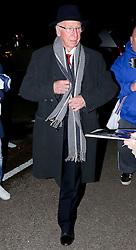 Sir Bobby Charlton arrrives at Deepdale - Photo mandatory by-line: Matt McNulty/JMP - Mobile: 07966 386802 - 16/02/2015 - SPORT - Football - Preston - Deepdale - Preston North End v Manchester United - FA Cup - Fifth Round