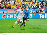 2010 World Cup - Uruguay v South Korea