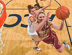 20090222 - Boston College at #21 Virginia (NCAA Women's Basketball)