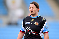 Jo McBain of Exeter Chiefs - Mandatory by-line: Ryan Hiscott/JMP - 07/03/2020 - SPORT- Sandy Park - Exeter, United Kingdom - Exeter Chiefs Women v Army Women