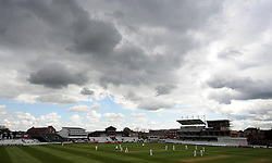 General view of the County Ground, Taunton. - Photo mandatory by-line: Harry Trump/JMP - Mobile: 07966 386802 - 27/04/15 - SPORT - CRICKET - LVCC Division One - County Championship - Somerset v Middlesex - Day 2 - The County Ground, Taunton, England.