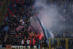 """Foto LaPresse/Filippo Rubin<br /> 25/05/2019 Bologna (Italia)<br /> Sport Calcio<br /> Bologna - Napoli - Campionato di calcio Serie A 2018/2019 - Stadio """"Renato Dall'Ara""""<br /> Nella foto: I TIFOSI DEL NAPOLI<br /> <br /> Photo LaPresse/Filippo Rubin<br /> May 25, 2019 Bologna (Italy)<br /> Sport Soccer<br /> Bologna vs Napoli - Italian Football Championship League A 2018/2019 - """"Dall'Ara"""" Stadium <br /> In the pic: NAPOLI SUPPORTERS"""