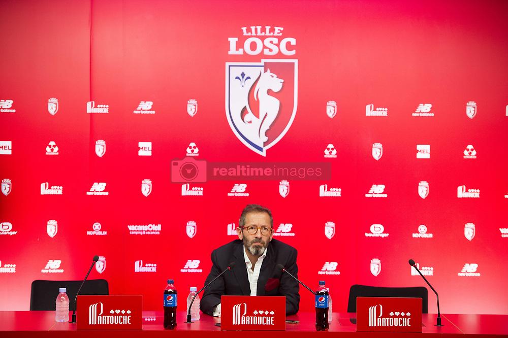 June 22, 2017 - Lille, France, France - Marc Ingla - vice president - directeur general du LOSC (Credit Image: © Panoramic via ZUMA Press)
