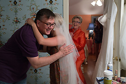 Kathryn Todd and Jake Bliss married, Saturday, July 26, 2014 at Home of Lee and Patsy Todd in Lexington.