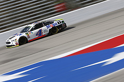November 3, 2018 - Ft. Worth, Texas, United States of America - Kevin Harvick (4) takes to the track to practice for the AAA Texas 500 at Texas Motor Speedway in Ft. Worth, Texas. (Credit Image: © Justin R. Noe Asp Inc/ASP via ZUMA Wire)