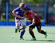 UTRECHT Hockey Play Off<br /> Kampong - Oranje - Rood<br /> Foto: Jip Janssen <br /> WORLDSPORTPICS COPYRIGHT FRANK UIJLENBROEK