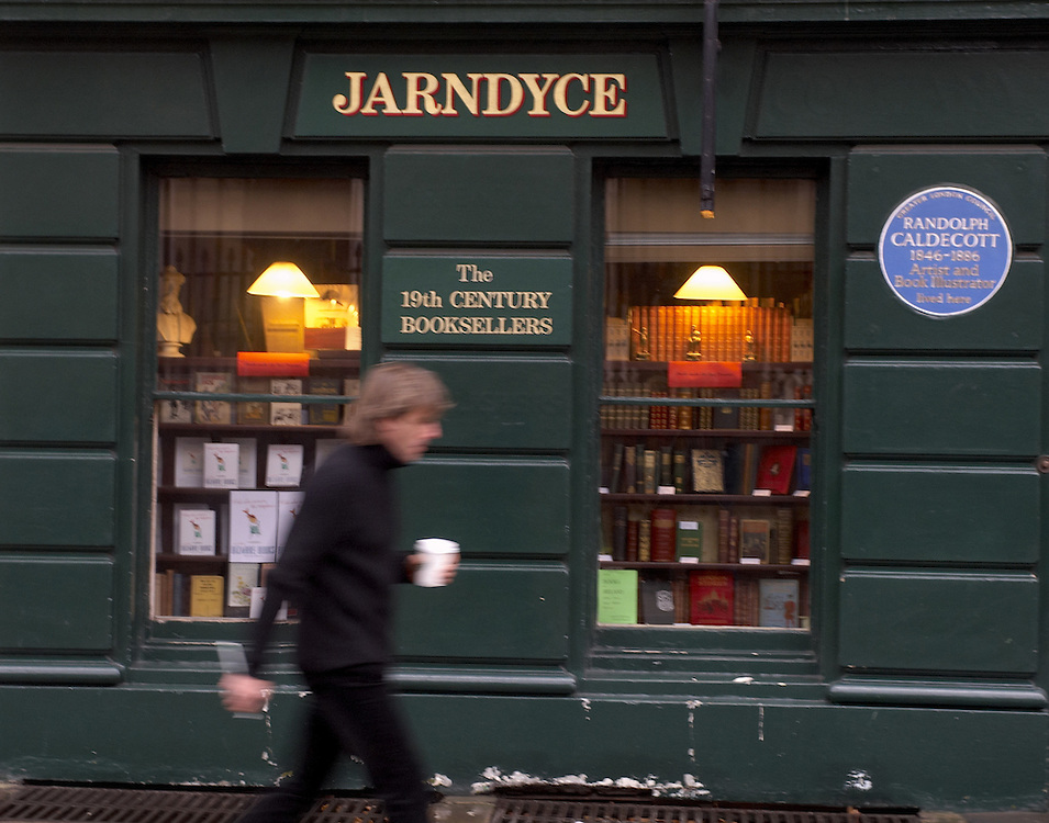 Jarndyce Antiquarian Booksellers, London