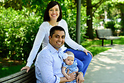 The D'Souza Family at Scoville Park in Oak Park, Il on Saturday, May 27th.© 2017 Brian J. Morowczynski ViaPhotos