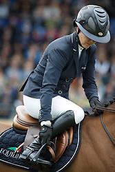 Hough Lauren, (USA), Ohlala<br /> Rolex Grand Prix, The Grand Prix of Aachen<br /> Weltfest des Pferdesports Aachen 2015<br /> © Hippo Foto - Dirk Caremans<br /> 31/05/15
