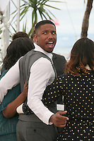 Actor Michael B. Jordan at the Fruitvale Station film photocall at the Cannes Film Festival 16th May 2013