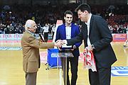 DESCRIZIONE : Varese Lega A 2013-14 Pallacanestro Varese Banco di Sardegna Sassari<br /> GIOCATORE : Francesco Visconti <br /> CATEGORIA : Premiazione Presidente Pre Gara<br /> SQUADRA : Pallacanestro Varese<br /> EVENTO : Campionato Lega A 2013-2014<br /> GARA :Pallacanestro Varese Banco di Sardegna Sassari<br /> DATA : 23/02/2014<br /> SPORT : Pallacanestro <br /> AUTORE : Agenzia Ciamillo-Castoria/I.Mancini<br /> Galleria : Lega Basket A 2013-2014  <br /> Fotonotizia : Milano Lega A 2013-2014 Pallacanestro Varese Banco di Sardegna Sassari<br /> Predefinita :