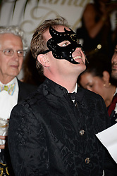 LORD DALMENY at The Animal Ball in aid of The Elephant Family held at Lancaster House, London on 9th July 2013.