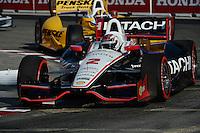 Ryan Briscoe, Honda Indy Toronto, Streets of Toronto, Toronto, Ontario Canada 07/08/12