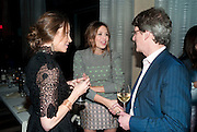 SAMANTHA BOARDMAN; DASHA ZHUKOVA, Aby Rosen & Samantha Boardman Dinner at Solea,Collins ave,  Miami Beach. 2 December 2010. -DO NOT ARCHIVE-© Copyright Photograph by Dafydd Jones. 248 Clapham Rd. London SW9 0PZ. Tel 0207 820 0771. www.dafjones.com.