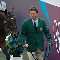 London 2012 Olympics - Eventing - Horse Inspection