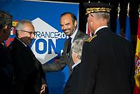 Enjeux migratoires / Securite et lutte contre le terrorisme<br /> Une reunion du G6 associant les ministres de l Intérieur des six plus grands pays de l'UE (France, Allemagne, Royaume Uni, Espagne, Italie, Pologne), le Commissaire europeen a la Sécurité et le Commissaire europeen aux Migrations, ainsi que le Procureur general des Etats-Unis et une representante de la Secretaire americaine a la securite intérieure, a lieu les 8 et 9 octobre a Lyon.