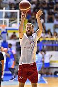 Sergio Rodriguez<br /> Banco di Sardegna Dinamo Sassari - A X Armani Exchange Olimpia Milano<br /> 9° International Basketball Tournament City of Cagliari<br /> Cagliari, 14/09/2019<br /> Foto L.Canu / Ciamillo-Castoria
