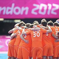 Netherlands v India men