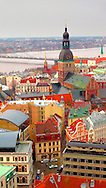 View of Riga's Old Town