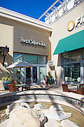 The Shops at Rossmoor in Seal Beach California