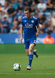 Ben Chilwell of Leicester City in action - Mandatory by-line: Jack Phillips/JMP - 18/08/2018 - FOOTBALL - King Power Stadium - Leicester, England - Leicester City v Wolverhampton Wanderers - English Premier League