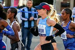 Kellyn Taylor HOKA<br /> TCS New York City Marathon 2019