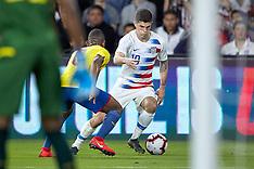 USA v Ecuador - 21 March 2019