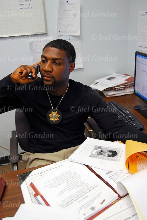 Essays on juvenile probation officers