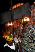 New Orleans, Louisiana. United States. February 27th 2006..The Proteus Parade on Saint Charles Avenue.