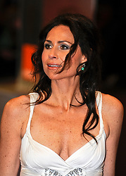©London News Pictures. 13/02/2011. Actress Minnie Driver Arriving at BAFTA Awards Ceremony Royal Opera House Covent Garden London on 13/02/2011. Photo credit should read: Peter Webb/London News Pictures