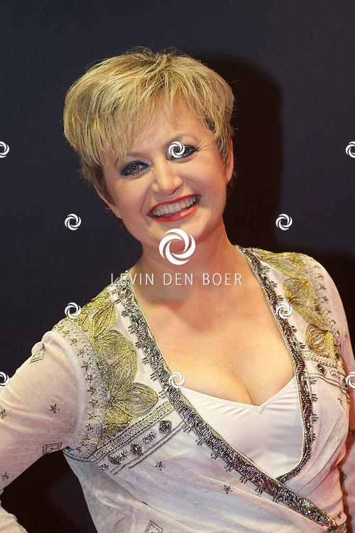 UTRECHT - In het Beatrix Theater  zijn de AvroTros Musical Awards 2015 uitgereikt. Met hier op de foto  Vera Mann. FOTO LEVIN DEN BOER - PERSFOTO.NU