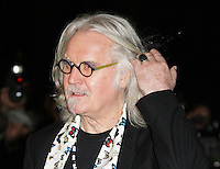 LONDON - OCTOBER 15: Billy Connolly attended the screening of 'Quartet' at the Odeon, Leicester Square, London, UK. October 15, 2012. (Photo by Richard Goldschmidt)