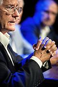 Nederland Amsterdam 29 augustus 2013<br /> Lezing Anthony Grayling met o.a. Frits Bolkestein, Paul Cliteur en Meindert Fennema op uitnodiging van de stichting Perspectief in Werkelijkheid<br /> Foto: Jan Boeve