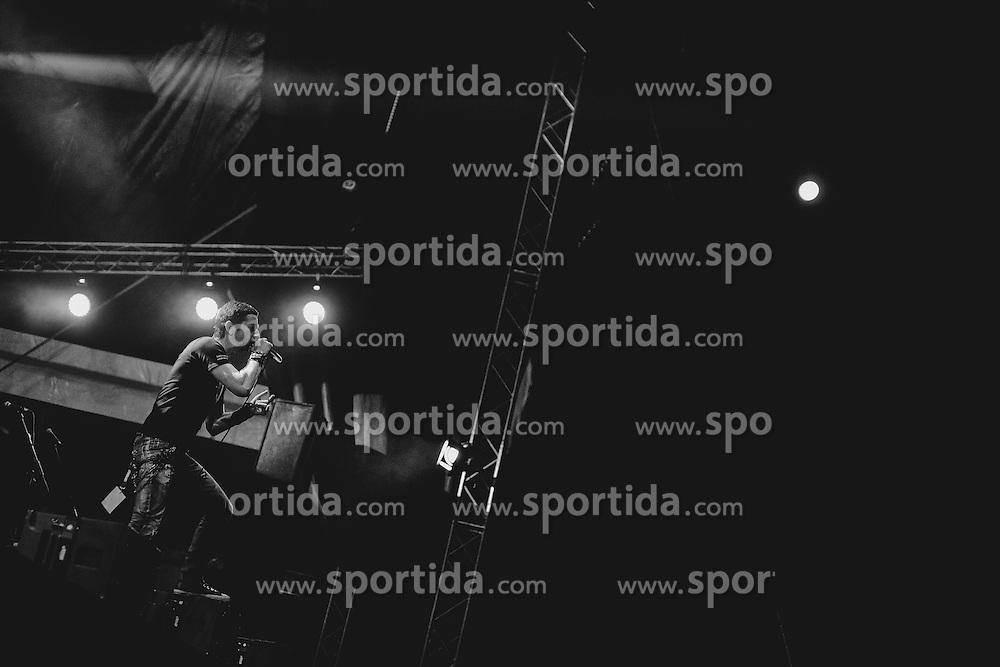 Borut Marolt of Niet during music festival Schengen fest od / 1. August in Vinica, Slovenia.  Photo by Grega Valancic / Sportida