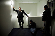 On January 17, 2013, during a sting operation at a motel in SeaTac, Washington, notorious for drugs and prostitution Deputy Andy Conner questions a woman arrested for prostitution. The woman, an adult, unwittingly provided information about a female pimp connected to the prostitution of a minor who was found later that night during another sting.