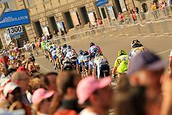 Napoli, Italy - Giro d'Italia - May 4, 2013 - Peloton