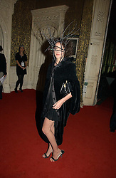 ANNABELLE NEILSON at the 2006 Moet & Chandon Fashion Tribute in honour of photographer Nick Knight, held at Strawberry Hill House, Twickenham, Middlesex on 24th October 2006.<br />