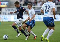 Fotball , 17. september 2016 , Eliteserien , Tippeligaen , Viking - Molde<br />Claes Kronberg fra Viking i aksjon mot Molde.<br />Foto: Andrew Halseid Budd , Digitalsport