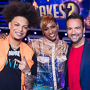 NLD/Baarn/20190225 - It Takes 2 2019, Ronnie Flex, Edsilia Rombley en Gerard Ekdom