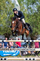 Prouve Simon, BEL, Kamira Prova<br /> Groenten Jumping - Sint Kathelijne Waver 2019<br /> © Hippo Foto - Dirk Caremans<br /> 22/04/2019