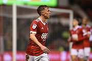 Nottingham Forest midfielder Ben Osborn (11) during the EFL Sky Bet Championship match between Nottingham Forest and Barnsley at the City Ground, Nottingham, England on 24 April 2018. Picture by Jon Hobley.