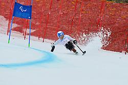 Momoka Muraoka, Women's Giant Slalom at the 2014 Sochi Winter Paralympic Games, Russia