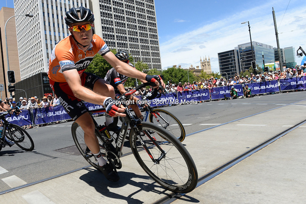 Dennis Roha - Bmc   - 25.01.2015 -  Etape 06 du Tour Down Under 2015<br />