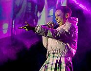 Acadia & Aaliyah xfactor live Birmingham