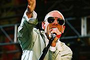 Michael Stipe, REM play Manchester Move Festival, 2004
