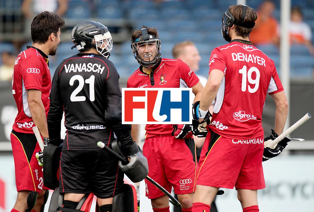 BREDA - Rabobank Hockey Champions Trophy<br /> India - Belgium<br /> Photo: Arthur van Doren.<br /> COPYRIGHT WORLDSPORTPICS FRANK UIJLENBROEK